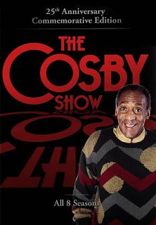 The Cosby Show   The Complete Series DVD, 2008, 26 Disc Set
