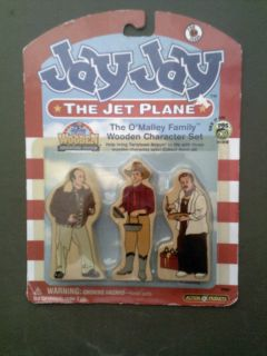 Toys & Hobbies  TV, Movie & Character Toys  Jay Jay the Jet Plane