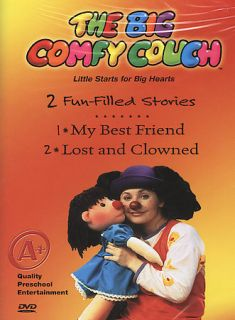 The Big Comfy Couch   My Best Friend Lost and Clowned DVD, 2004