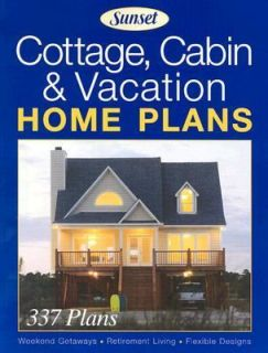 Cottage, Cabin and Vacation Home Plans 2003, Paperback, Revised