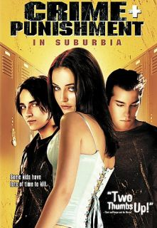 Crime and Punishment in Suburbia DVD, 2001
