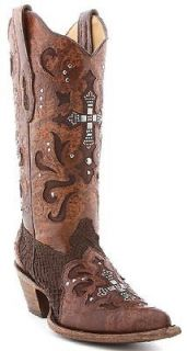 corral boots cross in Boots