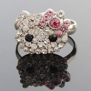 hello kitty bling ring in Rings