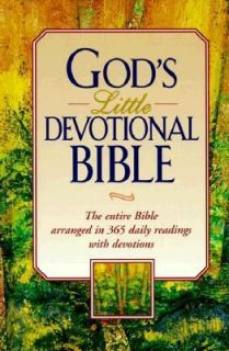 Gods Little Devotional Bible The Entire Bible Arranged in 365 Daily