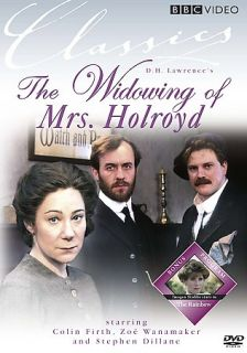 Lawrence The Rainbow The Widowing of Mrs. Holroyd DVD, 2008, Dual