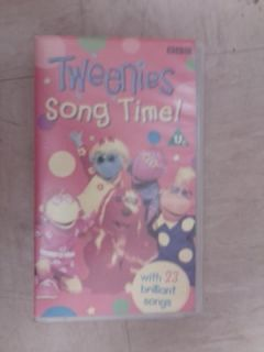 Tweenies Song Time! VHS