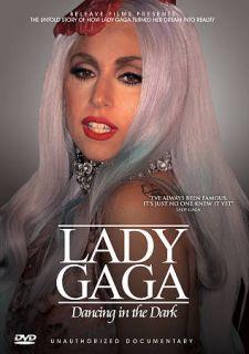 Lady Gaga Dancing In The Dark   Unauthorized Documentary DVD, 2012