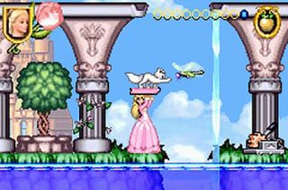 Barbie as The Princess and the Pauper Nintendo Game Boy Advance, 2004