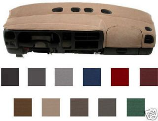Dodge Ram VELOUR DASH COVER MAT DASHBOARD PAD (Fits More than one
