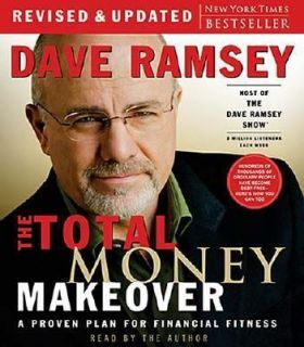 Plan for Financial Fitness by Dave Ramsey 2007, CD, Abridged