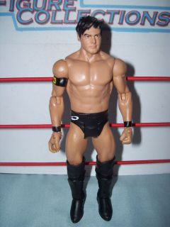 WWE Wrestling Mattel Basic 2 Packs Series 10 Justin Gabriel Figure