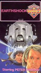 EARTHSHOCK VHS VIDEO DEATH OF ADRIC STORY 5TH PETER DAVISON CYBERMEN