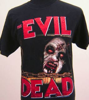 THE EVIL DEAD ZOMBIE HORROR THE WALKING DEAD T Shirt XXX Large