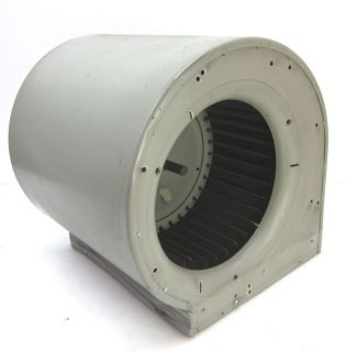 DAYTON 1XJX9 Squirrel Cage Blower 115 Volt 4 Speed CFM 1638 1/3 Hp