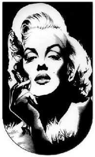 Nail Wraps Nail Art Marilyn Monroe Water Transfers Decal Natural