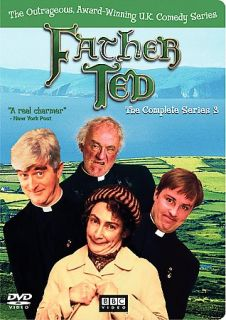 Father Ted The Complete Series 3 DVD, 2003, 2 Disc Set, Two Disc Set