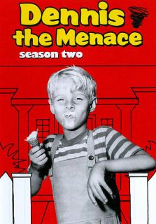 Dennis the Menace Season Two DVD, 2011, 5 Disc Set