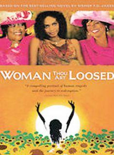 Woman, Thou Art Loosed DVD, 2005, Dual Side