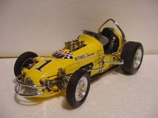 LARRY DICKSON KNOXVILLE MEMBERS VINTAGE SPRINT CAR GMP