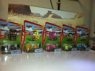Pixar Disney Cars  MUST HAVE LOT OF 5 EPIC new FORK LIFTS