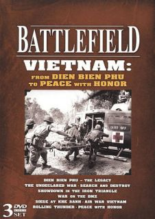Battlefield Vietnam From Dien Bien Phu to Peace with Honor DVD, 2010
