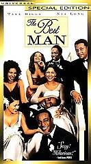 The Best Man VHS, 2000, Special Edition