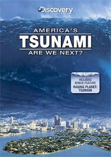 Discovery Channel   Americas Tsunami Are We Next DVD, 2008