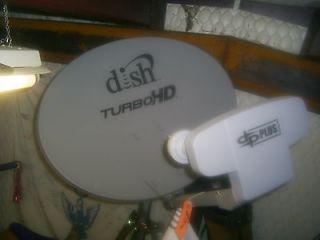 Dish Network 1000.2 turbo HD satellite dish antenna