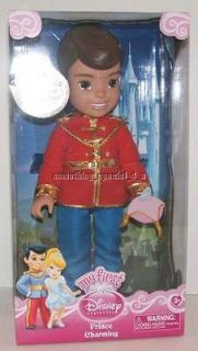 disney prince charming doll in Dolls & Bears