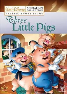 Disney Animation Collection, Vol. 2 The Three Little Pigs DVD