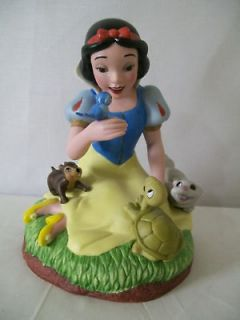 snow white music box in Disneyana