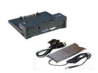 Dell Latitude E6520 E Dock/Docking / Port Replicator w/ PA 10 90w AC