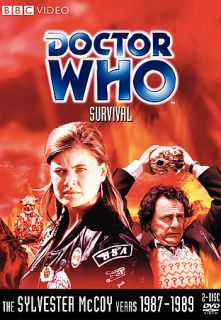 Doctor Who   Survival DVD, 2007, 2 Disc Set