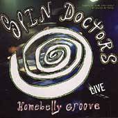 Homebelly GrooveLive by Spin Doctors CD, Nov 1992, Epic USA