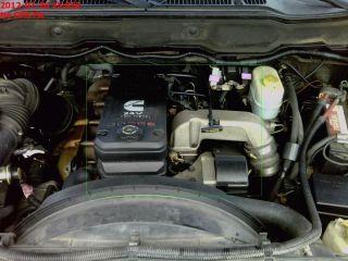 04 DODGE DODGE 3500 PICKUP Transmission A.T., 4x4; 5.9L (diesel), HO