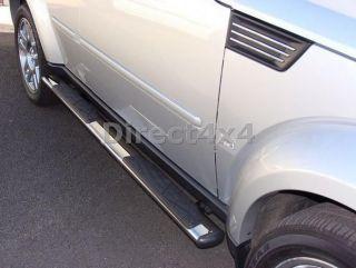 2007 2011 Dodge Nitro 3 SS Nerf Step Bars (Fits Dodge Nitro)