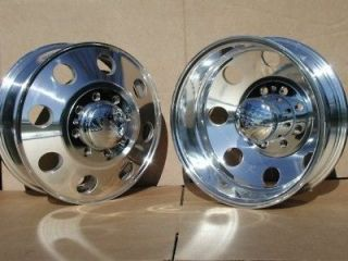 16 DUALLY WHEELS RIMS CHEVY 3500 DODGE 3500 2WD / 4WD TRUCK
