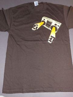 SNOOP DOGG Boombox Logo T Shirt **NEW band music concert tour