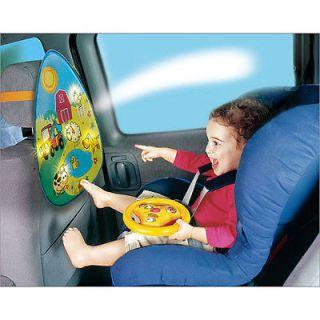 Tiny Love Wonder Wheel Farmyard Car Seat Toy Polyester Plastic New
