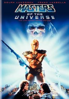 Masters of the Universe DVD, 2009