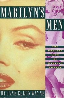 Marilyn Monroe Biography Private Life Marilyns Men 1992 Jane Wayne