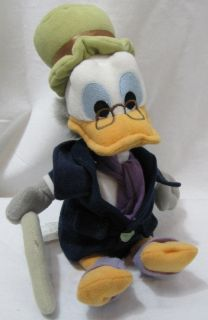 Disney Ducktales Uncle Scrooge McDuck Applause PVC Figure