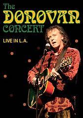 Donovan   The Donovan Concert Live in L.A. DVD, 2008