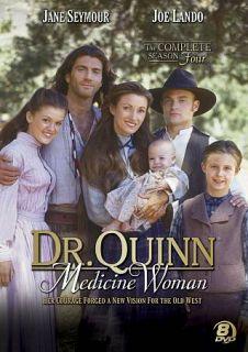 Dr. Quinn, Medicine Woman   The Complete Season 4 DVD, 2011, 8 Disc
