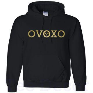 New OVOXO DRAKE OVO Hoodie owl YOLO YMCMB Hooded Sweatshirt S  5XL