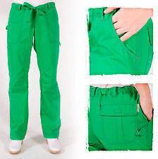 NEW KOI LINDSEY CARGO NURSING MEDICAL UNIFORM SCRUB PANTS XS 3X reg