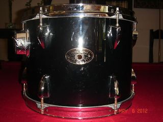 Tama Imperialstar 12 Black Tom Drum (Imperial Star)