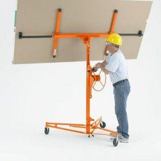 Professional Wall Hanger Pro Drywall Lift 6022 11 Foot Orange Drywall