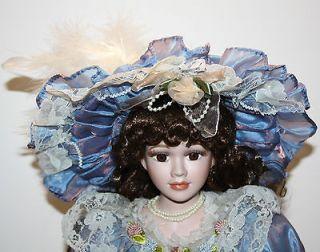 Duck House Heirloom, Limited Edition, 18 ALYCIA, Porcelain Doll