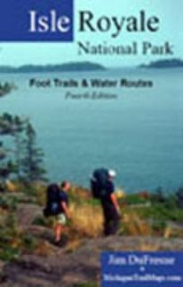 Isle Royale National Park by Jim DuFresne 2011, Paperback